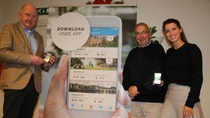 Foto lancering ongehinderd app